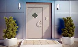 Металлические двери нестандартных размеров