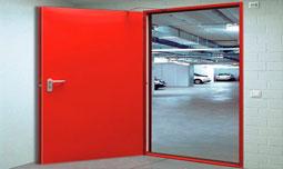 Металлические противопожарные двери IE-60