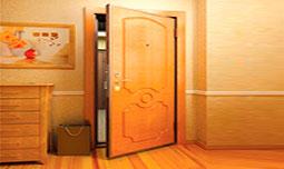 Входные двери внутреннего открывания