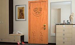 Входные двери с отделкой МДФ 3D