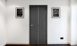 Входные двери с отделкой ламинатом