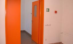 Тамбурные металлические двери
