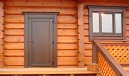 Входные металлические двери для дачи